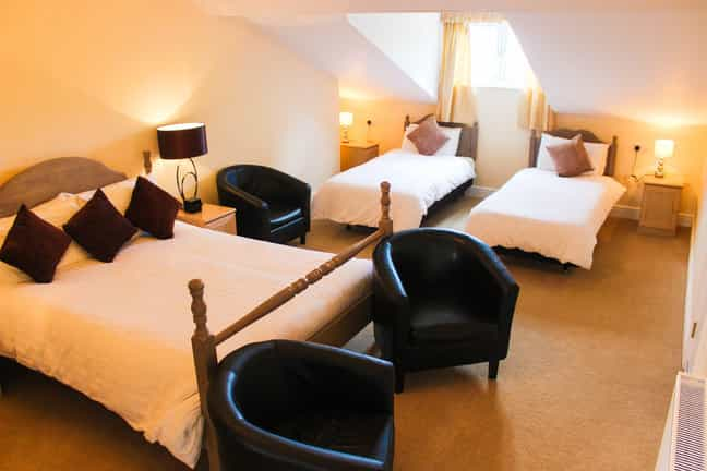 Blorenge House Hotel Taunton Accommodation Page